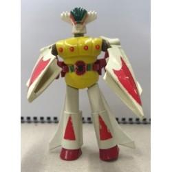 Jeeg Robot con componenti...