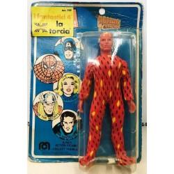 Human Torch Mego