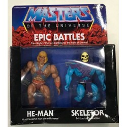 Double Pack He-Man e Skeletor