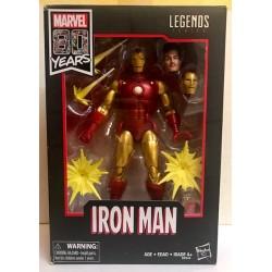 IRON MAN MARVEL LEGENDS 80...