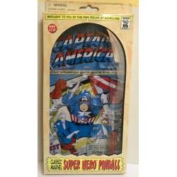 CAPTAIN AMERICA PINBALL