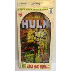 HULK PINBALL
