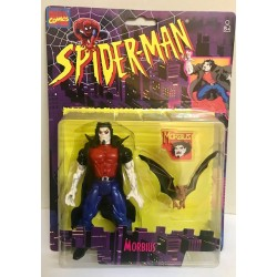 SPIDERMAN ANIMATED MORBIUS