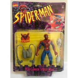 SPIDERMAN ANIMATED WEB...