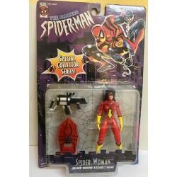 SPIDERMAN ANIMATED SPIDER...