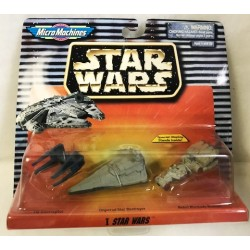 Set Star Wars MicroMachines...