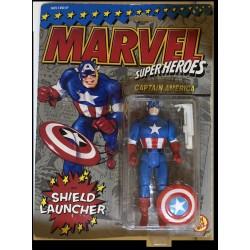 Captain America Marvel...